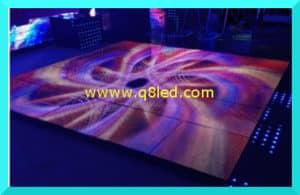 الأرضيات الراقصة led Dance Floor